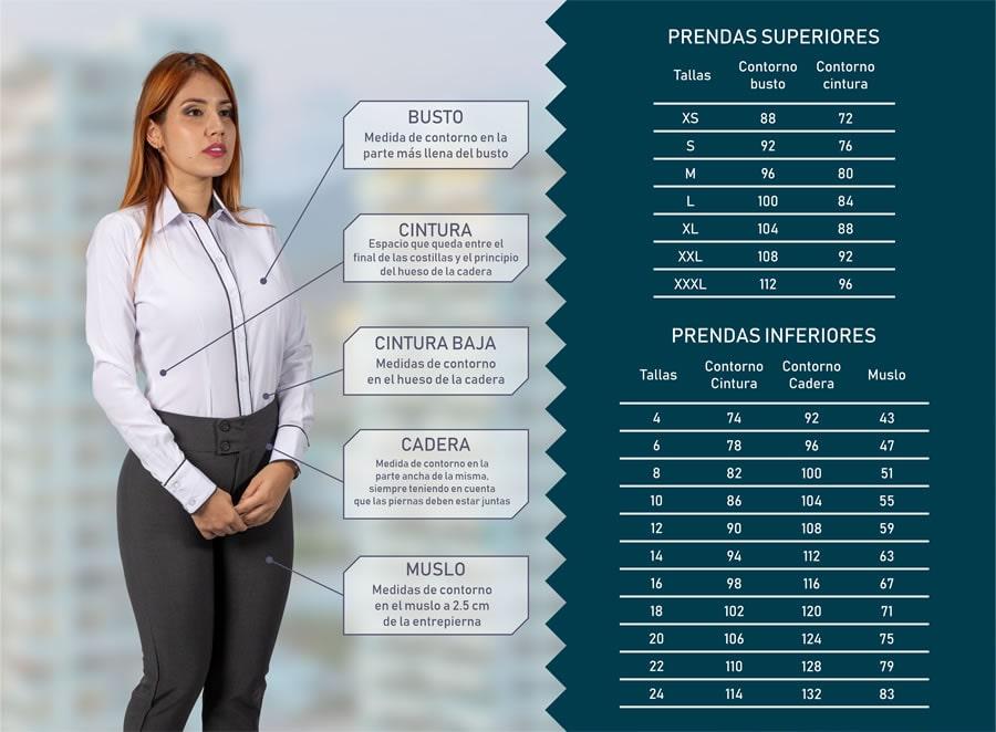 Pantalón Ejecutivo Regular Mujer Lino Flex