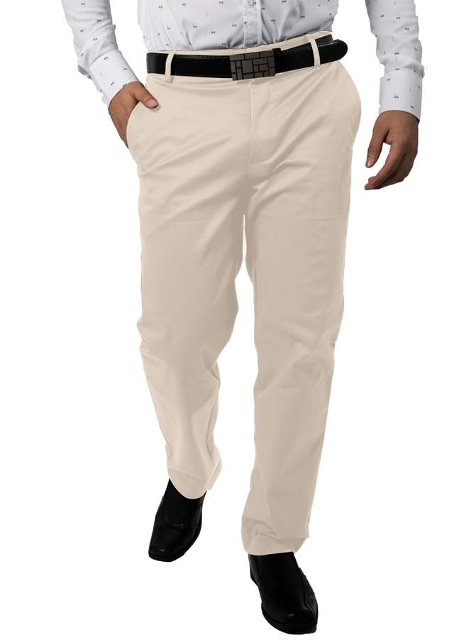 Pantalon Ejecutivo Regular Hombre Drill Dotaciones D D Pro
