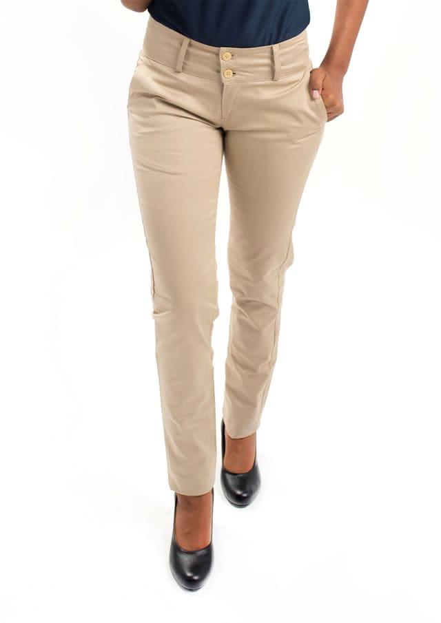 Pantalon Drill Mujer Tienda Online De Zapatos Ropa Y Complementos De Marca
